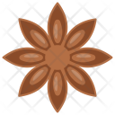 Star Anise Badian Icon