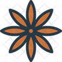Star Anise Spices Spice Icon