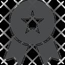 Award Shape Designing Shape Icon