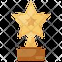 Star Award Movie Award Reward Icon