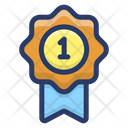 Star Award Badge Icon