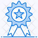 Star Badge Star Emblem Insignia Icon