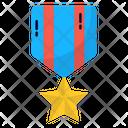 Star Badge Achievement Officer Icon