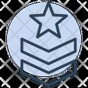 Award Star Badge Icon