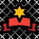Star Badge Icon