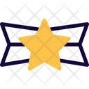 Star Prize Medal Of Honor Icon