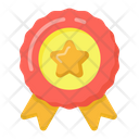 Quality Badge Star Badge Achievement Badge Icon