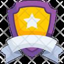 Star Badge Winning Badge Achievement Badge Icon