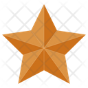 Star Bronze Award Icon