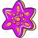 Star Cookie Icon