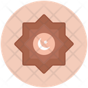 Star Cookie Chocolate Cookie Biscuit Icon