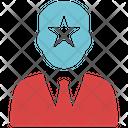 Star Employer Finance Employee Icon