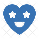 Stareyes Face Heart Icon