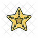Star Fish Fish Star Icon