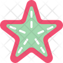 Star Fish Echinoderm Fish Icon