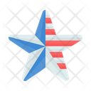 Star flag Icon