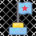 Star Flag Icon