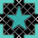 Star Focus Icon