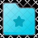 Star Folder Icon