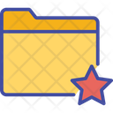 Bookmark Favourite Folder Icon