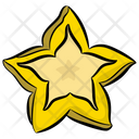 Star Fruit Icon