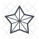 Star Geometric Morning Star Cultural Symbol Icon