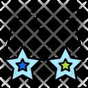 Star Glasses Icon