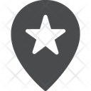 Star Location Icon