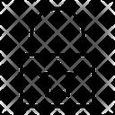 Star Lock Icon