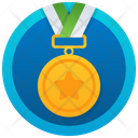 Medal Star Medal Gold Medal Icon