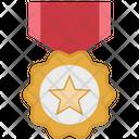 Star Medal Medal Award Icon