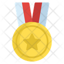 Medal Prize Winner Icon