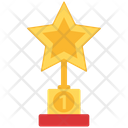Star Medal Military Medal Medal Icon