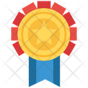 Star Medal Medal Reward Icon