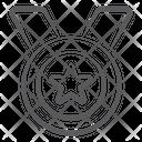 Star Medal Award Reward Icon