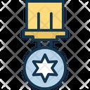 Star Medal Medal Position Medal Icon