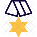 David Star Medal Of Honor Icon