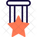 Star Medal Of Honor Icon