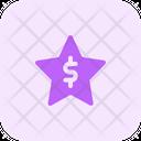 Star Money Icon
