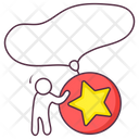 Star Necklace Icon