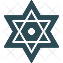 Star Of David Belief Cultures Icon