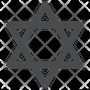 Shape Designing Shape Space Star Icon