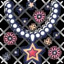 Star Pendant Icon