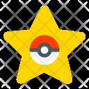 Star Pkemon Icon