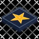 Star Stage Star Ramp Star Podium Icon