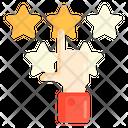 Mstar Rating Star Rating Rating Icon