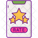 Star Rating Icon