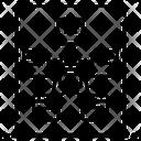 Star Schema Icon
