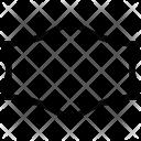 Star shape frame Icon