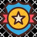 Award Shield Medal Icon